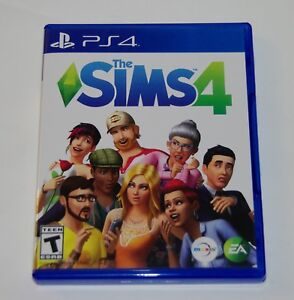 Replacement case no game the sims 4 playstation 4 ps4 for Case the sims 3 arredate