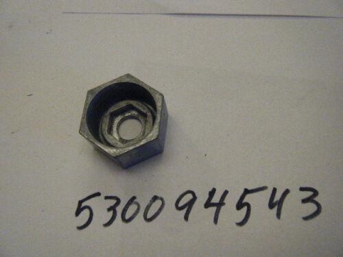 NEW POULAN TRIMMER DUST CAP    PART NUMBER 530094543