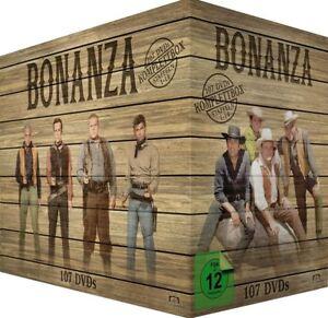 BONANZA-Komplettbox-Alle-14-Staffeln-Gesamtedition-107-DVD-Set-NEU-OVP