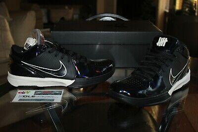 Deadstock Nike Kobe 4 IV Protro