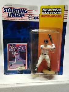 Vintage New J. T. SNOW California Angels 1994 Starting Lineup Figure Card Sealed