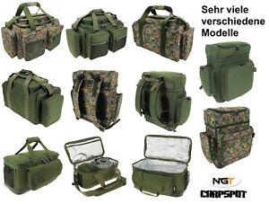 Saber Supra Compact Angelrucksack Camou Angeltasche Carryall Stalker Rucksack