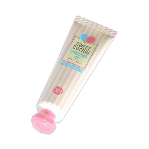 [Holika Holika] Sweet Cotton Pore Cover BB - 30ml #01 Soft Beige (SPF30 PA++)