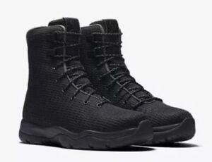 8 Black 5 Future para Nike Boot hombre Jordan 002 Sz Nuevo 854554 7BqwCO057