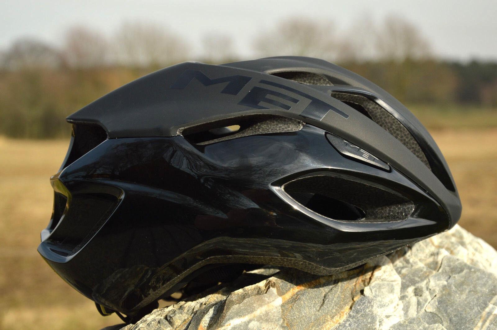 Met Rivale Elite Aero-Race-Helm, Racing Bike Helmet 230-250g