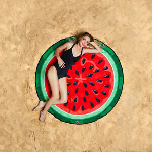 BigMouth Gigantic Watermelon Beach Pool Lake Blanket