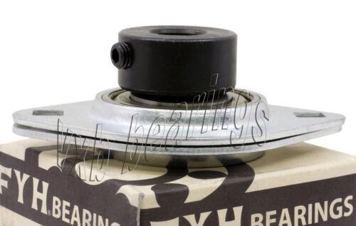 "FYH Bearings SBPFL204-12 3//4/"" inch Stamped steel oval"