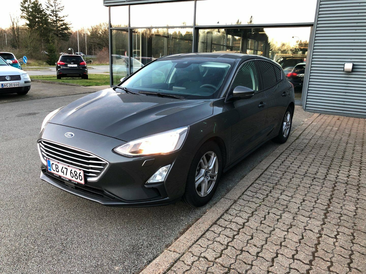 Ford Focus 1,0 EcoBoost Trend Edition