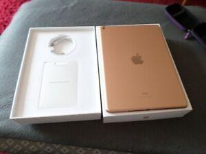 apple ipad 7th generation 32gb in Rose Gold