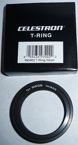 CELESTRON-NIKON-T-RING-NEW-IN-BOX