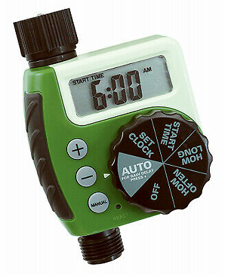 27936 1-Dial Watering Timer - Quantity 6