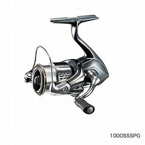Shimano 18 STELLA 1000-SSS-PG Spinning Reel