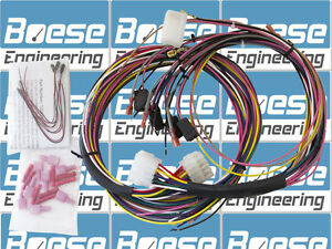s l300 auto meter universal gauge wiring harness 2198 wire ebay auto meter wiring harness at eliteediting.co