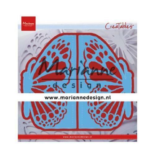 Marianne Design Creatables Corte muere-Gate Plegable Mariposa LR0638