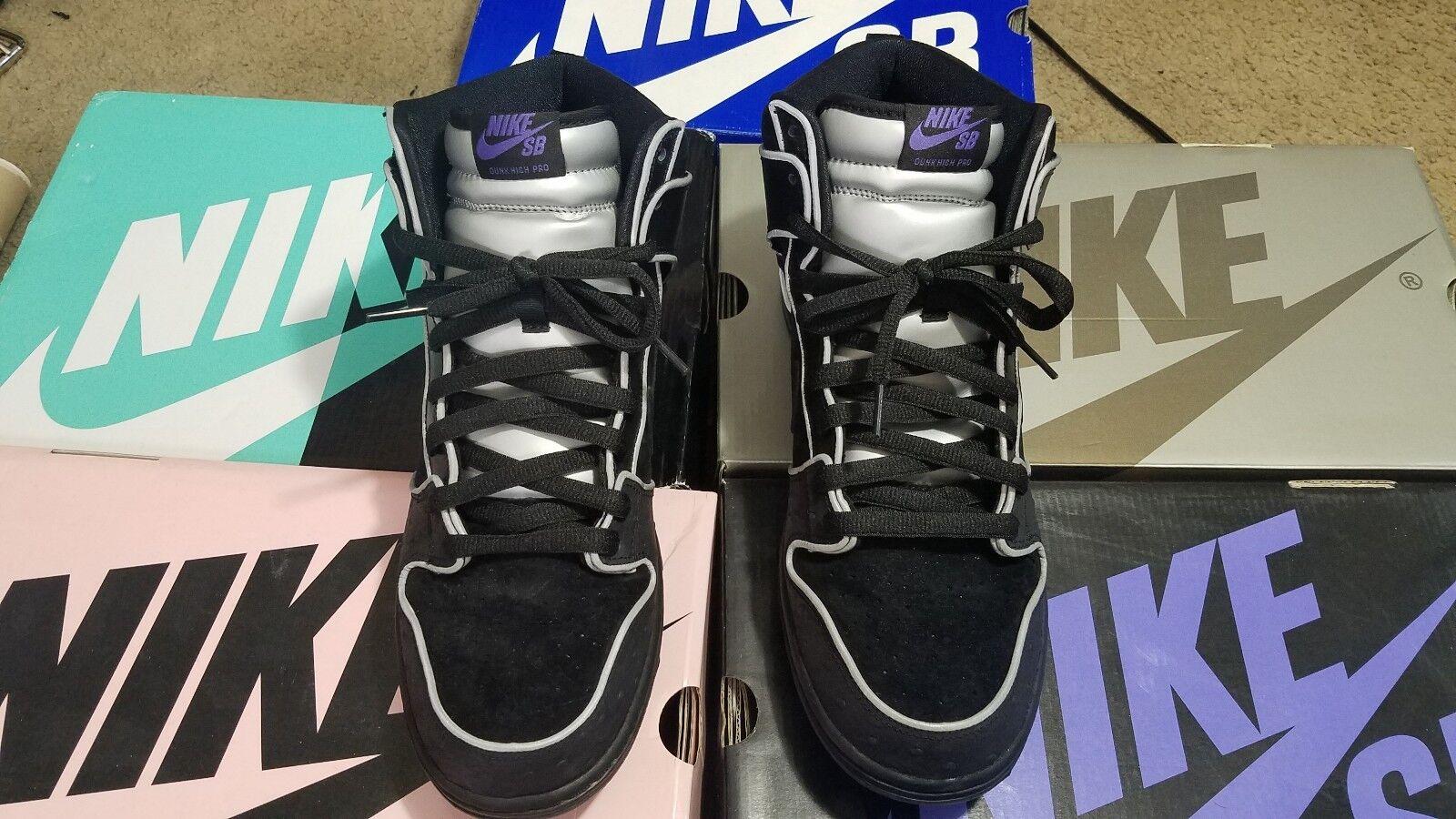 Nike SB Dunk Black Box size 11.5