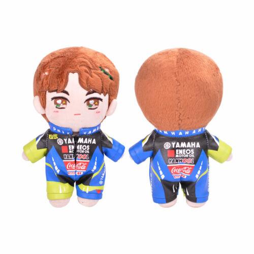 L/'indomptée 王一博 Wang Yibo Skateboard poupée Combinaison de course 20 CM plush toy Clothes sa