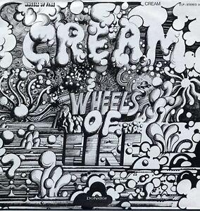 CREAM-034-WHEELS-OF-FIRE-034-ORIG-FR-GER-1968-70-M-M-2-LPs
