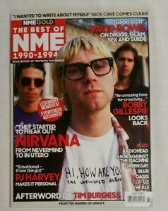The Best of NME 1990-94 Nirvana, Radiohead, Blur, Oasis, U2 The KLF, David Bowie