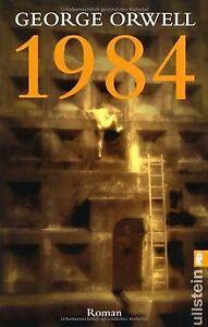 1984 von George Orwell   Buch   Zustand gut