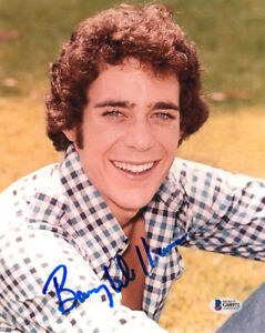 BARRY-WILLIAMS-SIGNED-AUTOGRAPHED-8x10-PHOTO-GREG-THE-BRADY-BUNCH-BECKETT-BAS