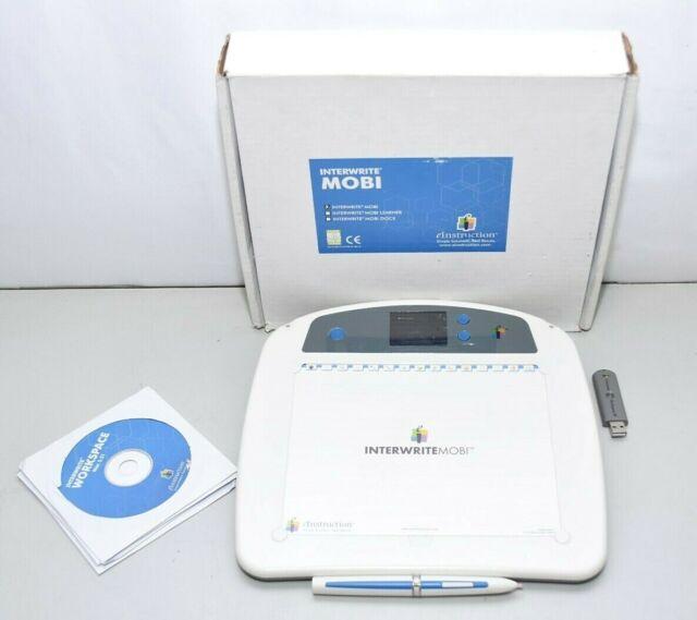 eInstruction Interwrite Mobi Learner IP500 Wireless Interactive Digitizer Tablet