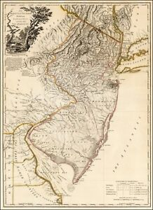 1778-Map-POSTER-Province-of-New-Jersey-Divided-into-East-and-West-41906mp2