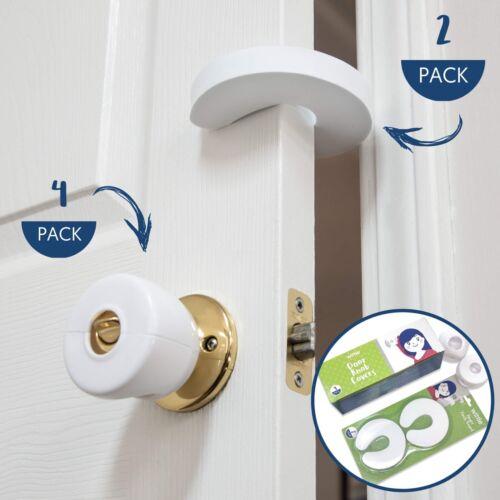 Door Safety KitIncludes (4) Door Knob Covers (2) Finger Pinch GuardsWittle