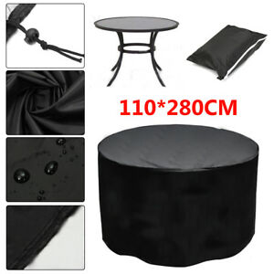 110x280cm-Waterproof-Outdoor-Patio-Garden-Furniture-Rain-Snow-Round-Table-Cover