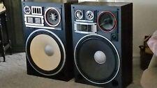 One pair of Kenwood KL-999 speakers.