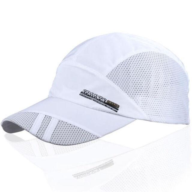Fashion Mens Summer Outdoor Sport Baseball Hat Running Visor cap New Hot Sale AU