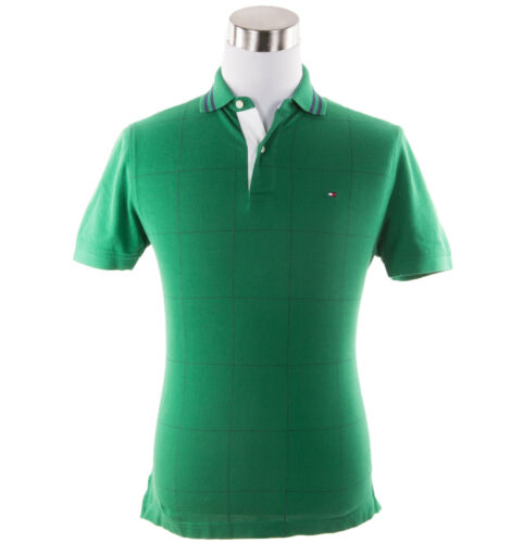 $0 Free Ship Tommy Hilfiger Men/'s Short Sleeve Classic Fit Pique Polo Shirt