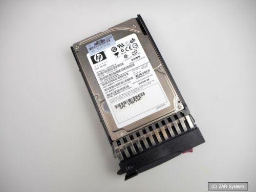 1 von 1 - 72 GB HP Dual Port Enterprise SAS Festplatte  418371-B21, 430169-002, 418398-001