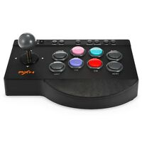 Arcade High abrasion steel Joystick Game Controller USB Cable FOR PC PS3/4 Xbox
