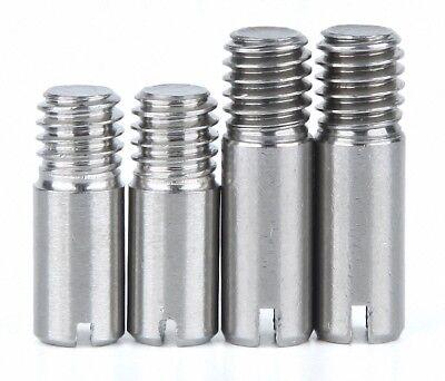 304 Stainless Steel 304ss Repair Screw Bushing Sleeve Coil Wire Thread Insert IDPitchXD Ochoos 20Pcs M6 M611.5D M6x1x1.5D