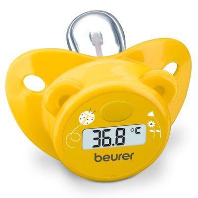 BEURER BY 20 Schnuller- Babythermometer digital quecksilberfrei Bärenoptik