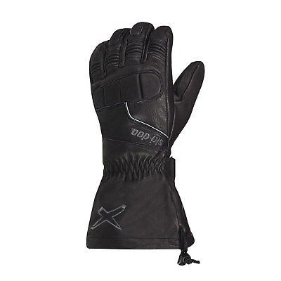 Black 2018 Ski-Doo Highmark Gloves