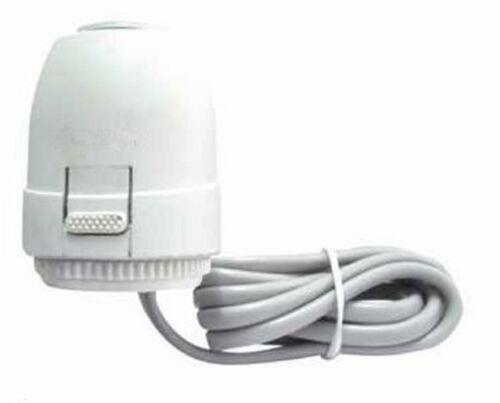 ATTUATORE 230V senza corrente chiuso NC REGOLAZIONE m30x1.5 #893
