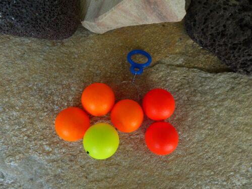 Exori pilote balles boules de portance miniposen Bissanzeiger Fluo 10,18 et 20 mm