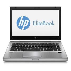 """HP EliteBook 2560p 12.5"""" INTEL CORE i5 2nd Gen 4GB RAM 128GB SSD WINDOWS 10 WIFI"""
