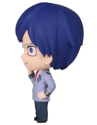 My Hero Academia Swing Mascot PVC Keychain SD Figure Tenya Iida @85836