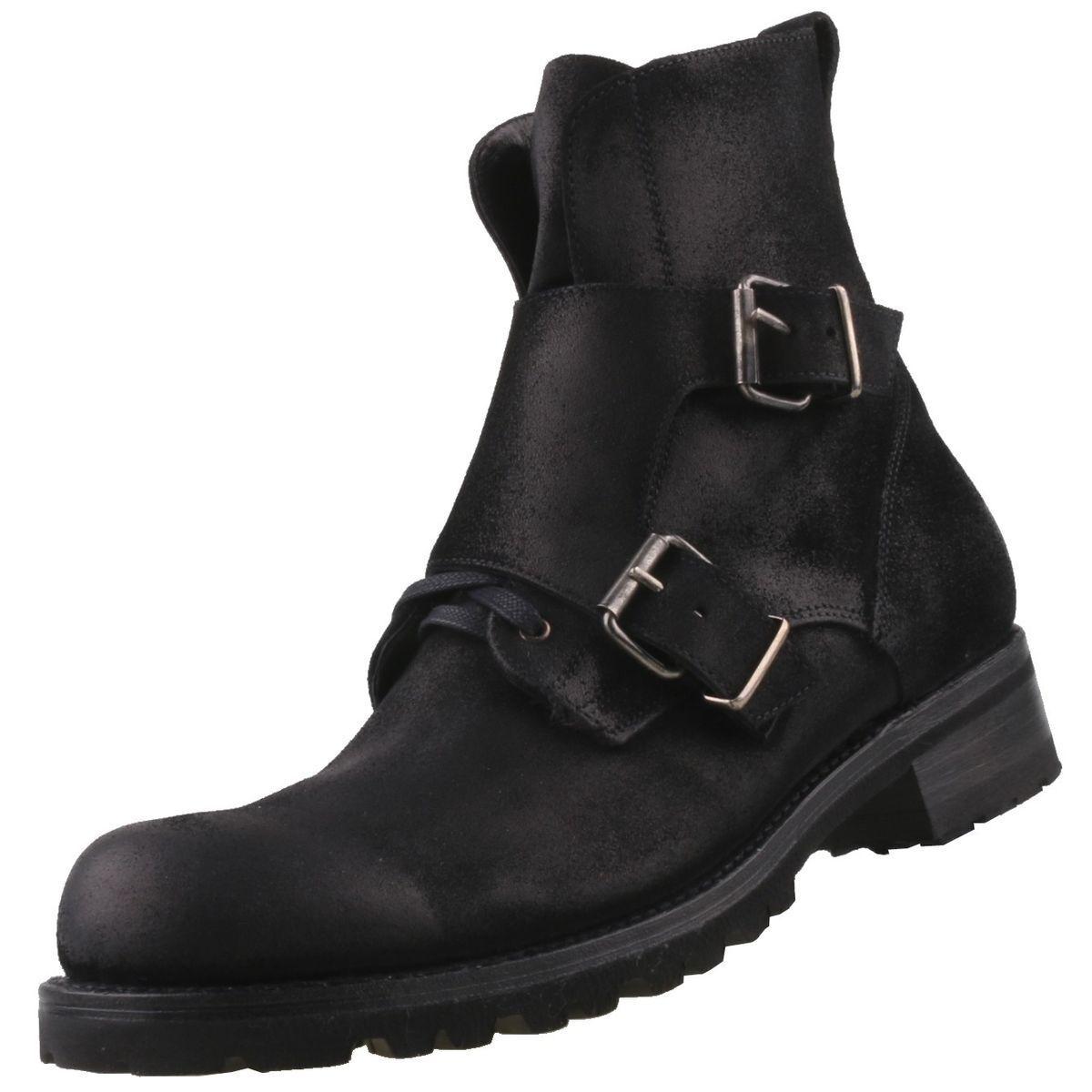 NUOVO SENDRA stivali stivali stivali scarpe uomo 13844 IN PELLE 96af0b