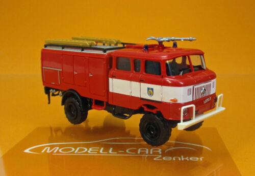 Busch 95228 LKW IFA W 50 Feuerwehr TLF Polen 1:87