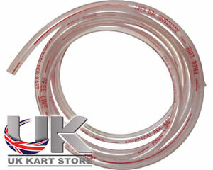Freeline Petrol / Fuel Pipe 6mm x 3m UK KART STORE 5056020153665