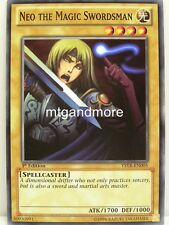Yu-Gi-Oh - 3x Neo the Magical Swordsman - YSYR - Starter Deck Yugi Rel engl