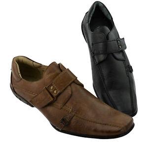 schwarz Business Schuhe Herren Halbschuhe braun KunstledereBay H29IWEDY