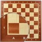 Wegiel Professional Tournament Chess Board No. 5