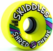 SECTOR 9 Skiddles Shred-Thane 70mm 78a Yellow