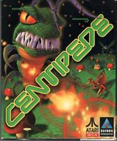 CENTIPEDE by ATARI PC Game CD-ROM NEW in BOX