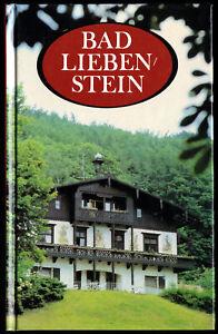 Demme-Gerlach-Prokop-Bad-Liebenstein-Kleiner-Bildband-1990