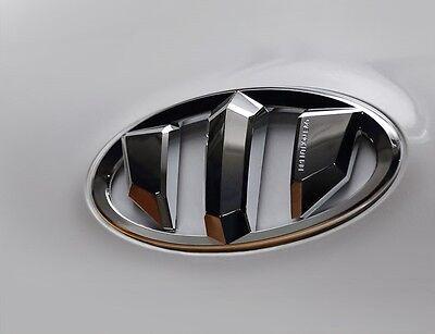 189 Size Grille Hood Trunk 2G Brenthon Emblem Badge 1EA For Hyundai Sonata Front